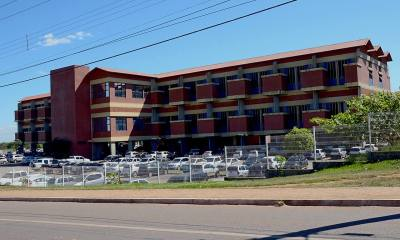 Hospital Geral de Palmas (HGP)