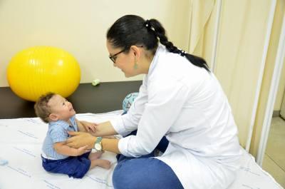 Fisioterapia Recém nascido