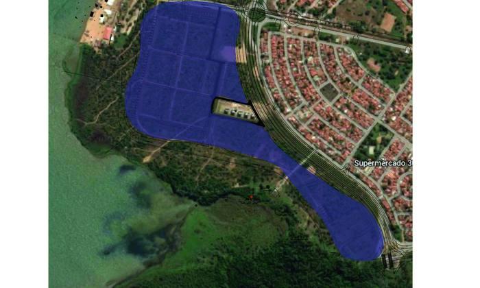 Governo faz doação de área de lotes multifamiliares na quadra ALC-NO 33, em Palmas, beneficiando mais de 2.000 famílias