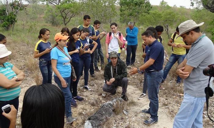 Unidade de Conservação é destinho de historiadores, geólogos e estudantes