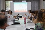 Reunião do Programa SOS Emergência marca implantação da Linha de Cuidados do AVC no HGP