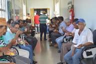 342 homens tiveram a oportunidade de realizar consultas com médico urologista