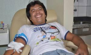 Hemocentro agradece aos doadores voluntários de sangue que se dedicam a salvar vidas