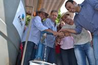 O governador Marcelo Miranda entrega mais um benefício ao povo tocantinense