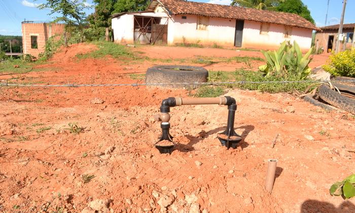 Após receber extensão de rede de água, Mateiros ganhou 708 hidrômetros