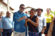 O Governo do Tocantins entregou 30 casas do Minha Casa Minha Vida em Pindorama