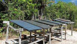 O compromisso do Governo do Tocantins é que até 2030, 20% da energia produzida e consumida no Estado seja proviniente desta fonte.