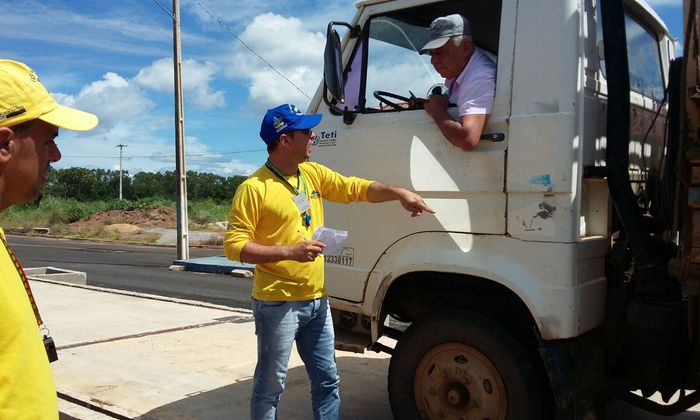 Balança rodoviária no município de Miracema foi reativada após passar por revitalização