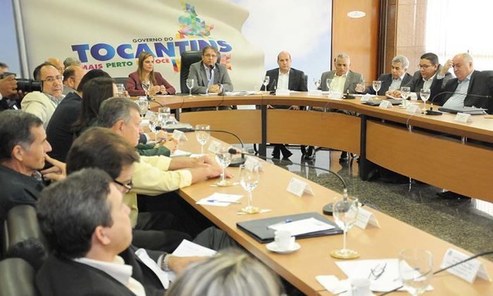 O governador Marcelo Miranda determinou ações imediatas como forma de garantir o equilíbrio administrativo financeiro do estado