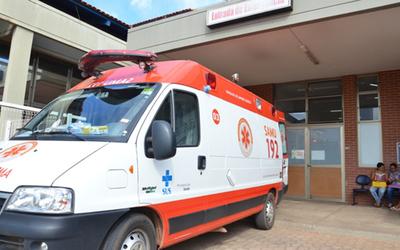 No Hospital Geral de Palmas (HGP), 1.580 pessoas foram acolhidas no pronto socorro, vítimas do trânsito, em 2015