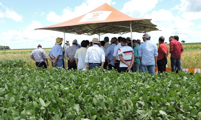 O evento teve como principal objetivo incentivar a produção sustentável no Tocantins, direcionada ao plantio de grãos