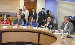 A intenção do encontro é alinhar questões referentes ao planejamento, segurança e divulgação dos Jogos Olímpicos Rio 2016