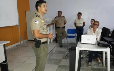 Major Valdeone, comandante da 4ª Companhia Independente de Polícia Militar fala da importância do empenho de todos