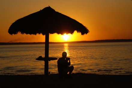 Praia das Arnos-Palmas Tocantins