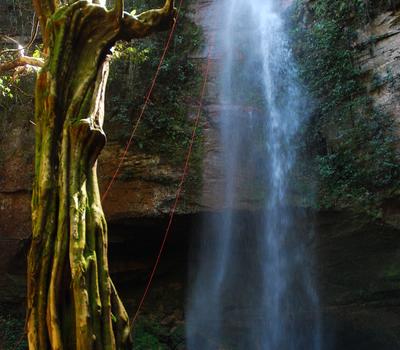 Cachoeira da Roncadeira - Taquaruçu
