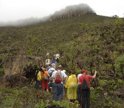 Trilha na Serra do Espirito Santo - Jalapão