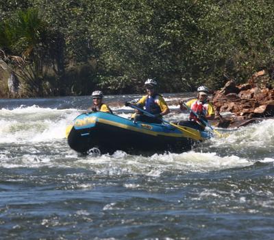 Rafting no Rio Novo - Jalapão
