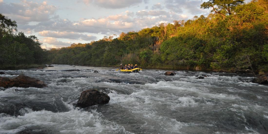 Monumento Natural dos Cânions do Rio Sono - Jalapão