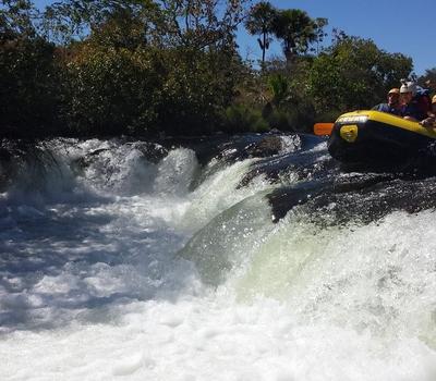 Rafting no Rio Sono - Jalapão
