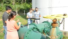 Agência de Regulação fiscaliza qualidade da água ofertada em Paraíso do Tocantins