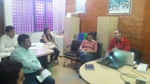 Apresentação do projeto PAE aos gestores da Naturatins.
