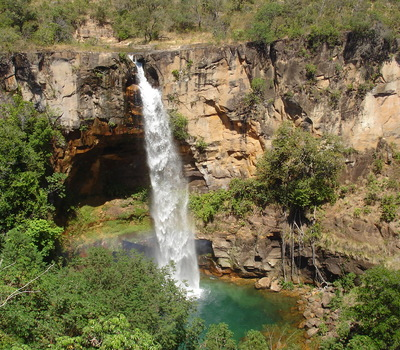Cachoeira do Registro - Taguatinga
