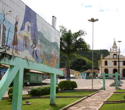 Centro histórico - Arraias