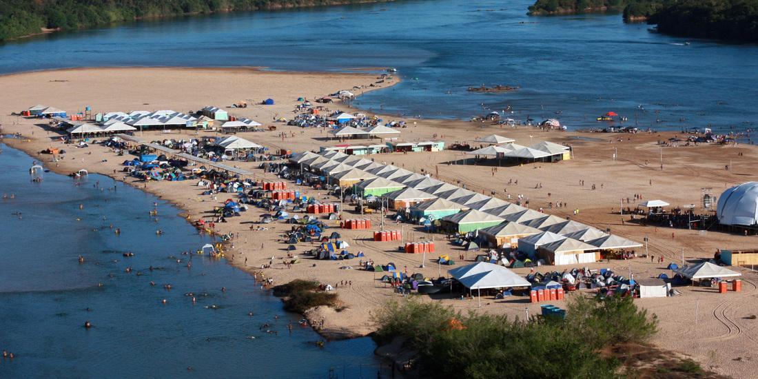 Praia da Tartaruga - Peixe (TO)