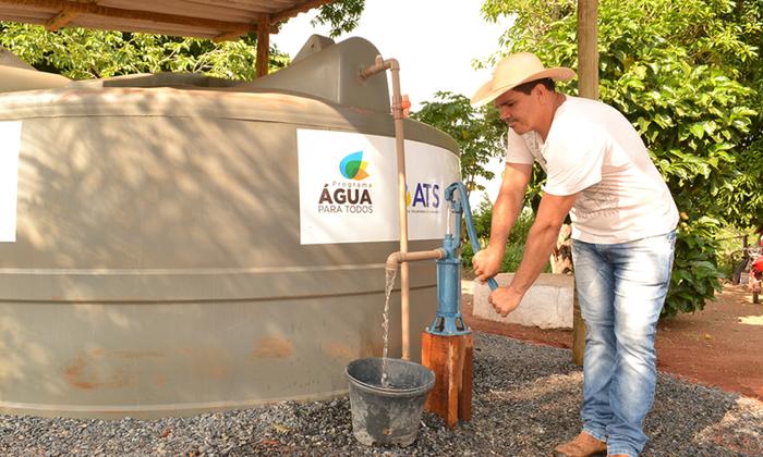 Nova etapa de entregas oficiais de cisternas beneficiará quase cinco mil pessoas no sudeste