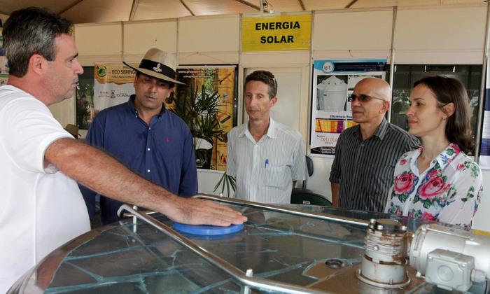 Semarh apresenta benefício do ProSola, programa que tem o objetivo de transformar o Estado em consumidor e gerador de energia solar