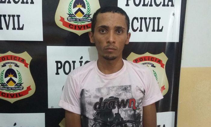Suspeito de cometer vários furtos é preso pela Polícia Civil em Gurupi