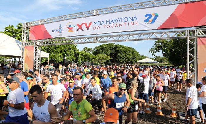 Meia Maratona do Tocantins já se consolidou como o maior evento de corrida de rua do Estado.JPG