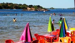 Praia da Santa - Tocantinópolis