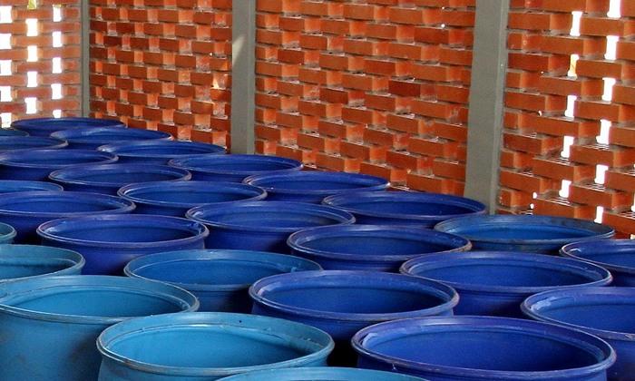 Uma das ações será a distribuição de 200 tonéis para coleta de óleo de cozinha nos acampamentos