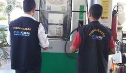 Pesquisa foi realizada em 50 postos de combustíveis da Capital