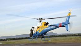 Durante toda a semana ações policiais estão sendo intensificadas com apoio do Gote e do helicóptero