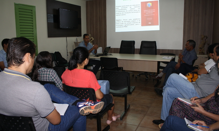 Reunião avalia resultados do sistema integração lavoura, pecuária floresta