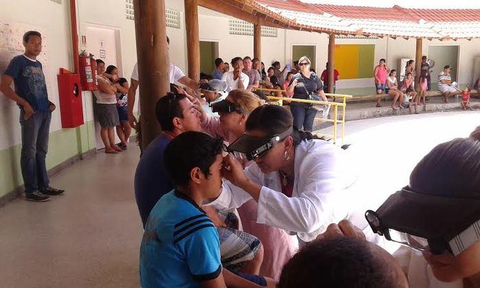 Crianças com idade entre cinco a 11 anos são o grupo priorizado pelo Ministério da Saúde para realização dos exames externos para identificação do tracoma- Governo do Tocantins_700x420.jpg
