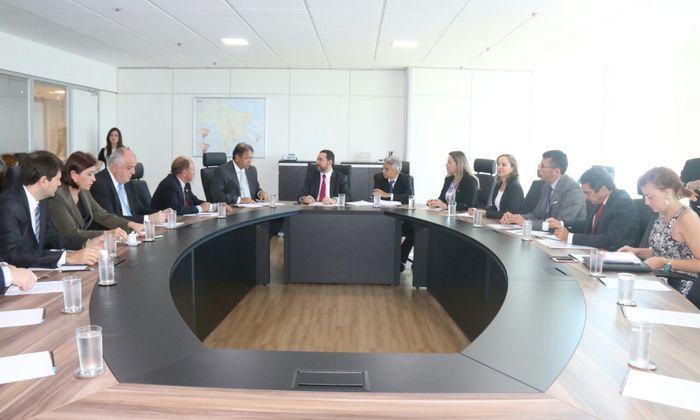 Governador em audiência com ministro do Planejamento realizada nesta quinta-feira, 9.  Foto Pedro Barbosa_700x420.jpg