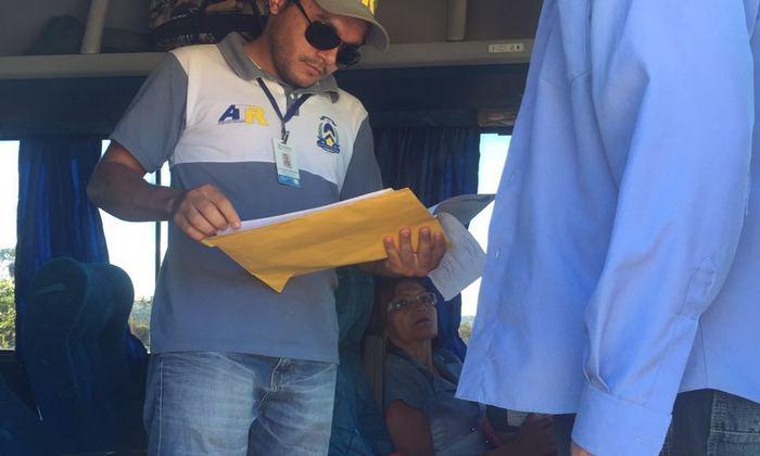 Agentes da ATR e da Polícia Militar (PM), tiveram participação efetiva na operação - Governo do Tocantins