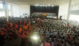 Em Gurupi, mais de 1.300 crianças participaram da formatura do Proerd