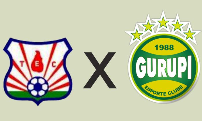 Tocantins de Miracema e Gurupi fazem final inédita no Estadual de Futebol