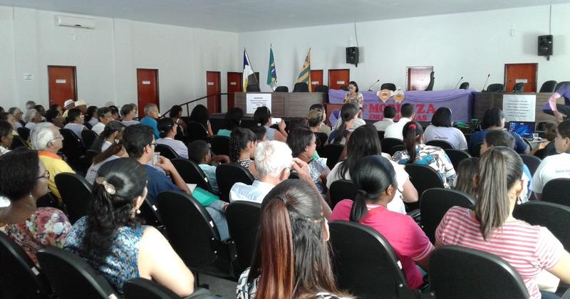 Entre as ações realizadas no primeiro semestre, o II Mobiliza reuniu a população em torno da conscientização da violência contra os idosos