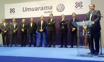 Marcelo Miranda defendeu o potencial tocantinense para investimento empresarial e disse que o Estado vive um momento propício para o desenvolvimento de novos negócios