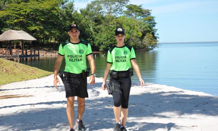 PM prepara um esquema especial para Temporada de Praias 2016..JPG