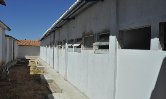 Obras do Hospital Regional de Augustinópolis