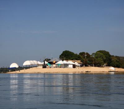 Praia do Muricí - Xambioá