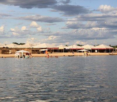 Praia da Raposa - Tupiratins