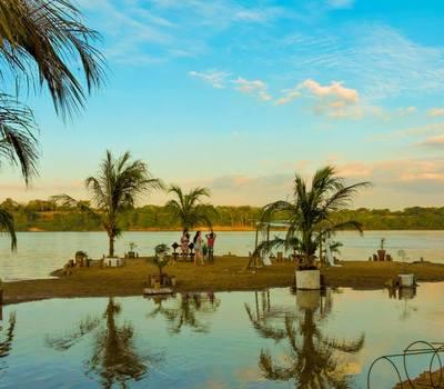 Praia da Barra - Guaraí