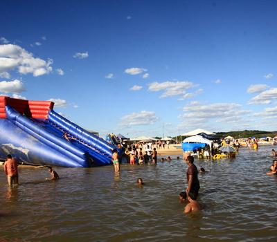 Praia da Gaivota - Araguacema